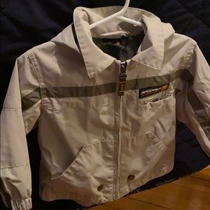 Zero Xposur jacket.